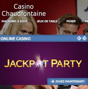 Casino Chaudfontaine de Belgique