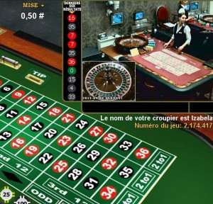 Live Roulette Lucky Live Casino