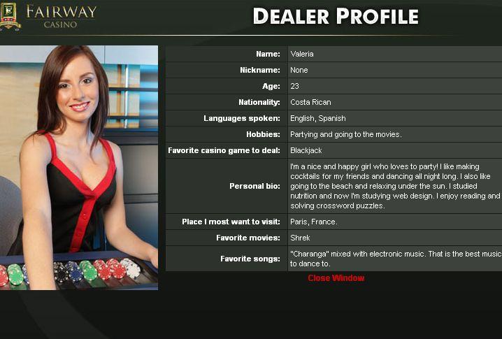 Live casino direct video slots