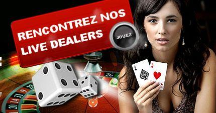 Live Dealers VIP Room Casino
