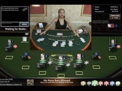 Blackjack sur 7Red Casino