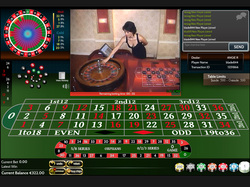 Roulette sur 7Red Casino