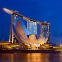 Marina Bay Sands de Singapour