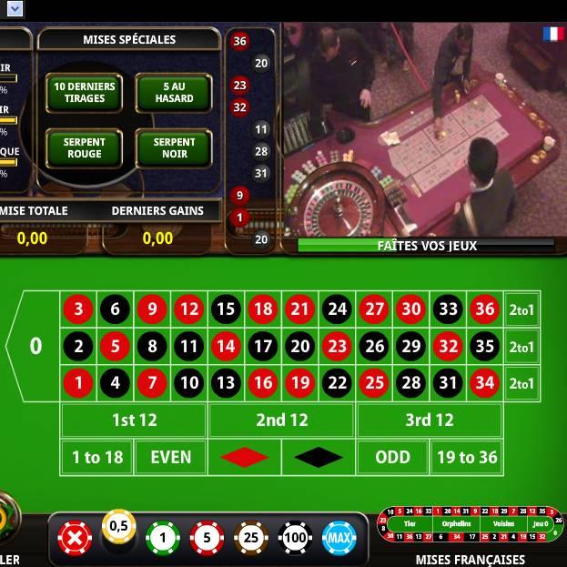 Jouez aux Roulette Live en Ligne sur Casino.com Canada