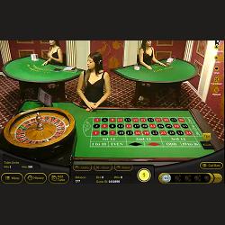 Live roulette VIP Room Casino
