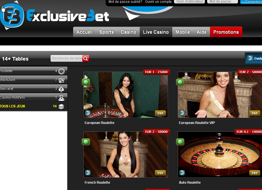 Casino Live Direct