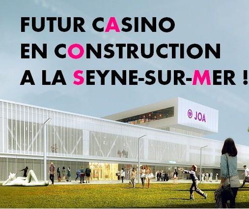 Casino de la Seyne sur Mer