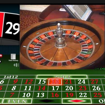 Roulette dispo sur Casino Noir