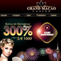 Live casino Grand Macao