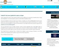 Code Bonus Casino, guide de casinos en ligne