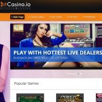 Bitcasino, live casino pour bitcoin