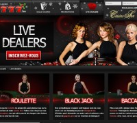 Casino777.BE est le meilleur casino en ligne francais