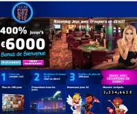 Croupiers en direct de Fiz Casino