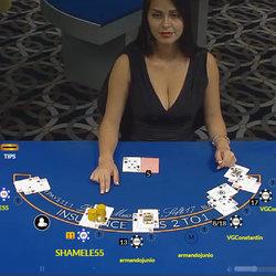 Blackjack HD sur Fairway Casino