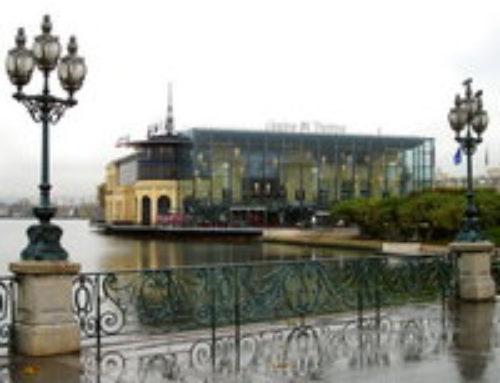 Casino à Paris: Peur sur la ville.. de Enghien