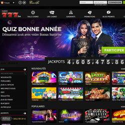 Casino777 casino en ligne 2016