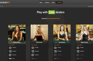 Cloudbet Casino Bitcoins