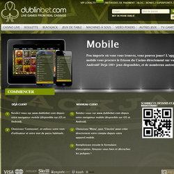 Dublinbet Mobile Casino