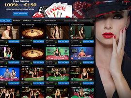Exclusivebet : #1 casino avec croupiers live