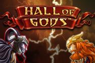Machine a sous Hall of Gods de Netent