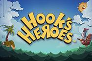 Machine a sous Hook's Heroes de Netent