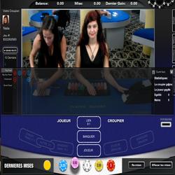 Baccarat en ligne de Paris VIP Casino