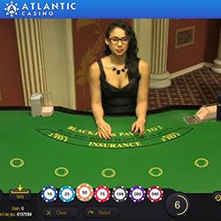 Live Blackjack Atlantic casino Club