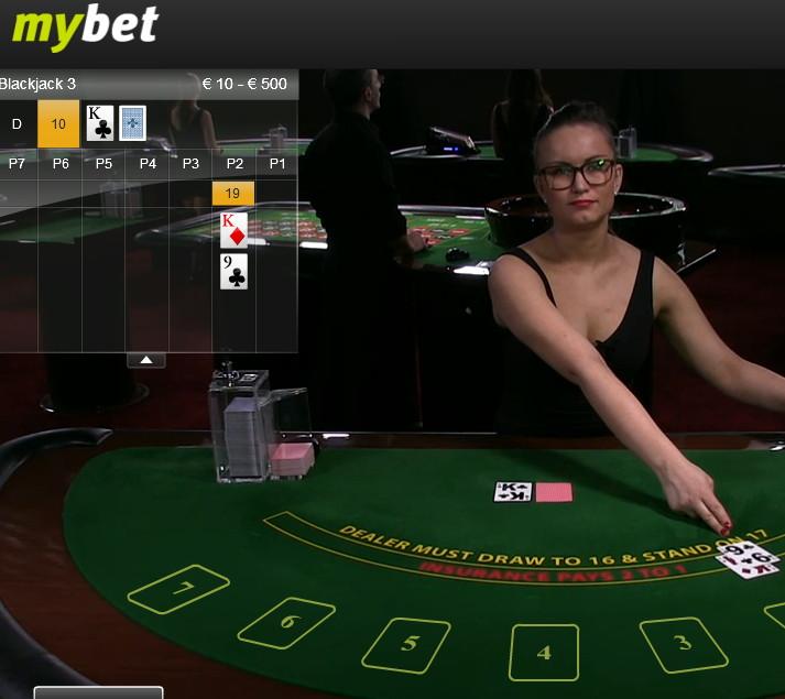 Casino mybet com