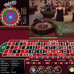 casino roulette en live