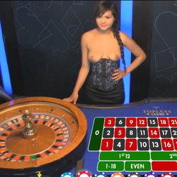 nude casino dealer