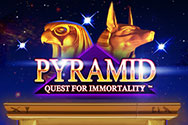 Machine a sous Pyramid Quest for Immortality