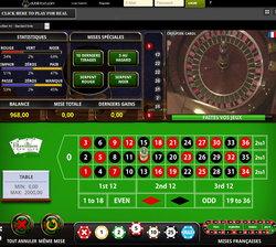 Roulette en ligne gratuitement