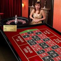 Roulette gratuite d'un live casino
