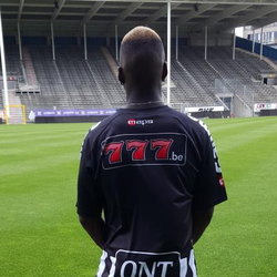 Casino777 sponsor du Club de Football Sporting Charleroi