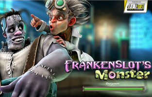 Machine a sous Frankenslot's Monster de Betsoft