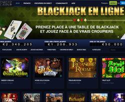 Paris VIP casino, le live complet