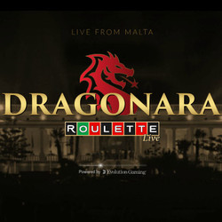 Dragonara Roulette en live du casino de Malte