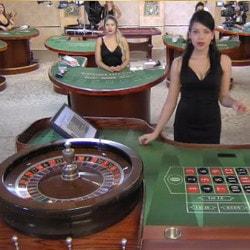 Live Roulette Vivo Gaming sur 77Jackpot