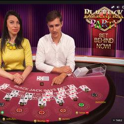 Blackjack en live sur Codeta