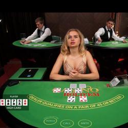 Casino Holdem de Dragonara Online