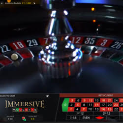 Roulette en live sur Stakes