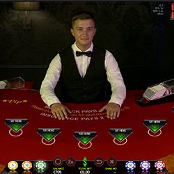Blackjack Cashpot Casino