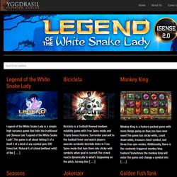 Logiciel Yggdrasil Gaming