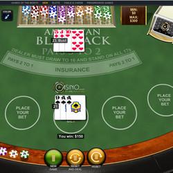 Blackjack Americain