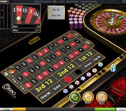 Roulette americaine disponible sur Casino.com
