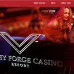 Jackpot au blackjack au Valley Forge Casino Resort