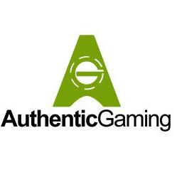 Authentic Gaming, logiciel live casino