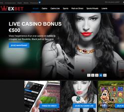 Exbet est Exclusivebet Casino