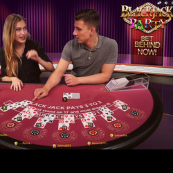 Blackjack en ligne disponible sur Exbet
