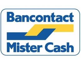 Moyen paiement Bancontact Mister Cash
